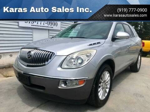 2011 Buick Enclave for sale at Karas Auto Sales Inc. in Sanford NC