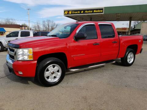2009 Chevrolet Silverado 1500 for sale at R & S TRUCK & AUTO SALES in Vinita OK
