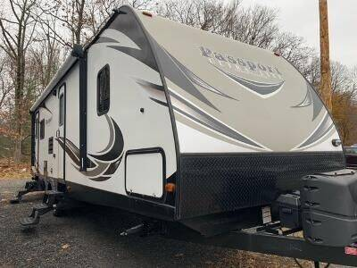 2017 Keystone Passport 2890RL Grand Touring for sale at Worthington Air Automotive Inc in Williamsburg MA