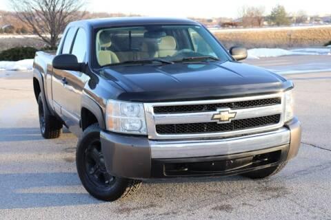 2008 Chevrolet Silverado 1500 for sale at Big O Auto LLC in Omaha NE