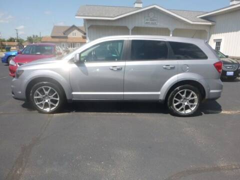 2016 Dodge Journey for sale at JIM WOESTE AUTO SALES & SVC in Long Prairie MN