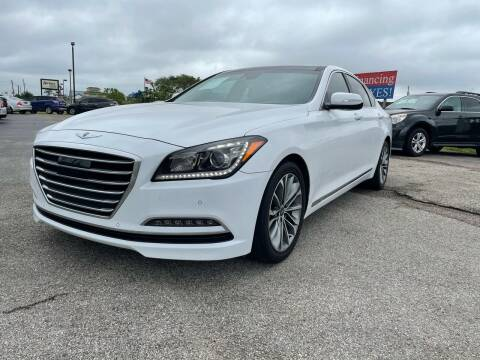 2016 Hyundai Genesis for sale at H3 MOTORS in Dickinson TX