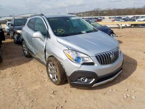 2014 Buick Encore for sale at Varco Motors LLC - Builders in Denison KS