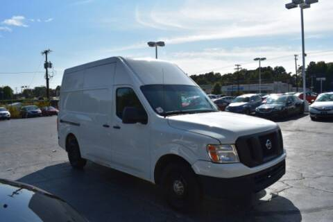 2017 Nissan NV Cargo for sale at Adams Auto Group Inc. in Charlotte NC