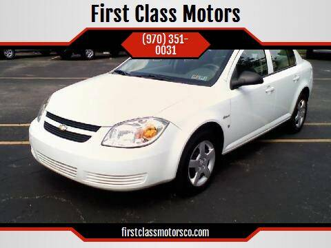 2006 Chevrolet Cobalt for sale at First Class Motors in Greeley CO