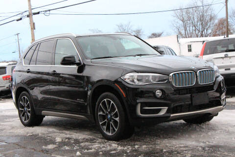 2017 BMW X5 for sale at MetroWest Auto Sales in Worcester MA