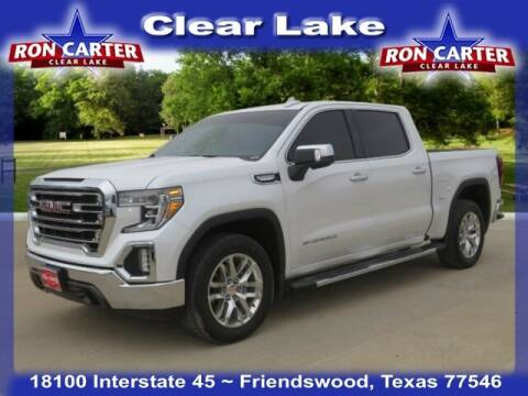 2019 GMC Sierra 1500 for sale at Ron Carter  Clear Lake Used Cars in Houston TX