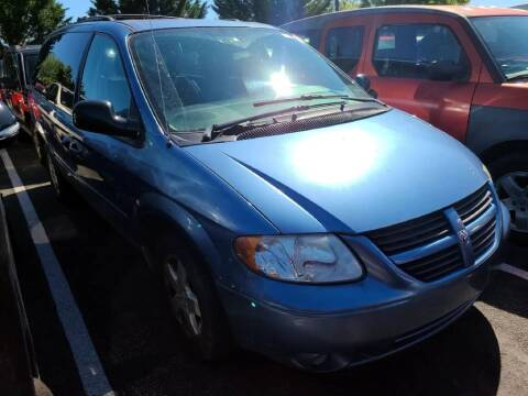 2007 Dodge Grand Caravan for sale at Glory Auto Sales LTD in Reynoldsburg OH