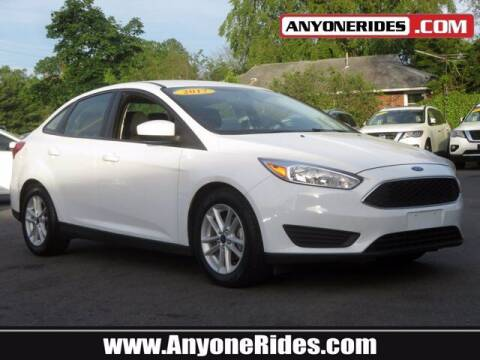 2018 Ford Focus for sale at ANYONERIDES.COM in Kingsville MD