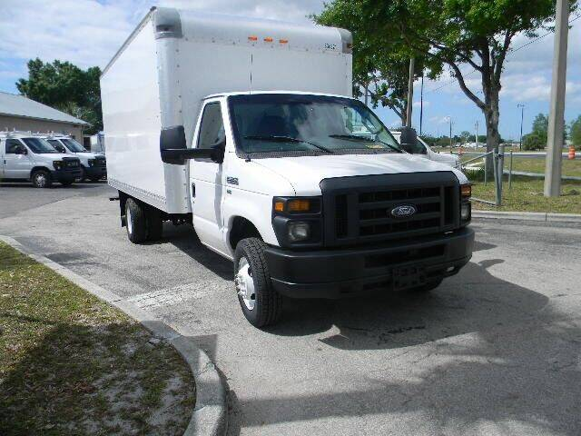 2013 Ford E-Series Chassis for sale at Longwood Truck Center Inc in Sanford FL
