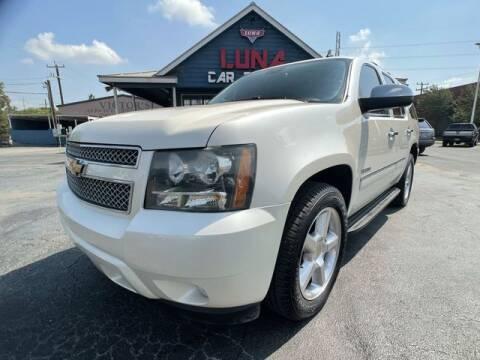 2014 Chevrolet Tahoe for sale at LUNA CAR CENTER in San Antonio TX