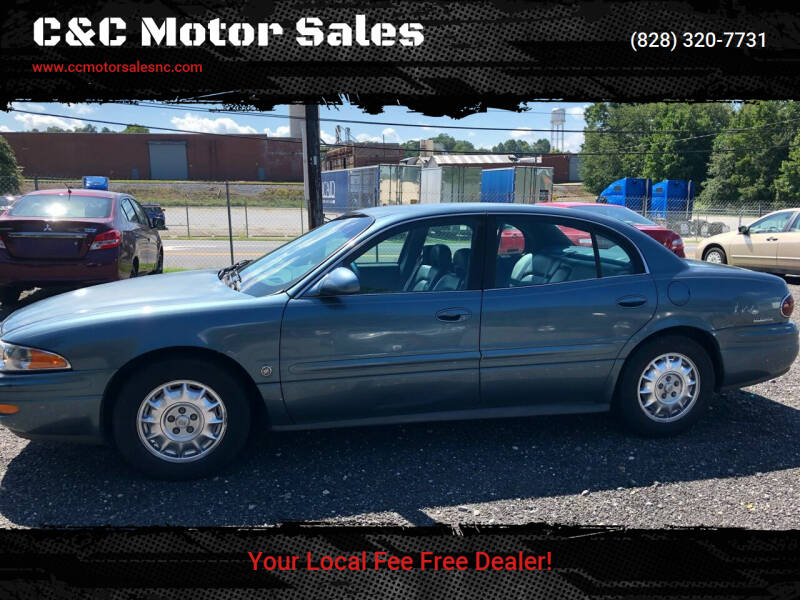 2000 Buick LeSabre for sale at C&C Motor Sales LLC in Hudson NC