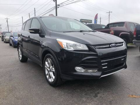 2013 Ford Escape for sale at Instant Auto Sales in Chillicothe OH