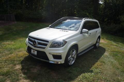 2016 Mercedes-Benz GL-Class for sale at Autos By Joseph Inc in Highland NY