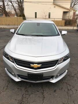 2017 Chevrolet Impala for sale at Car Now LLC in Madison Heights MI