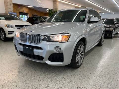 2017 BMW X3 for sale at Dixie Imports in Fairfield OH