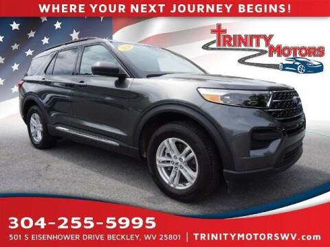 2020 Ford Explorer for sale at Trinity Motors in Beckley WV