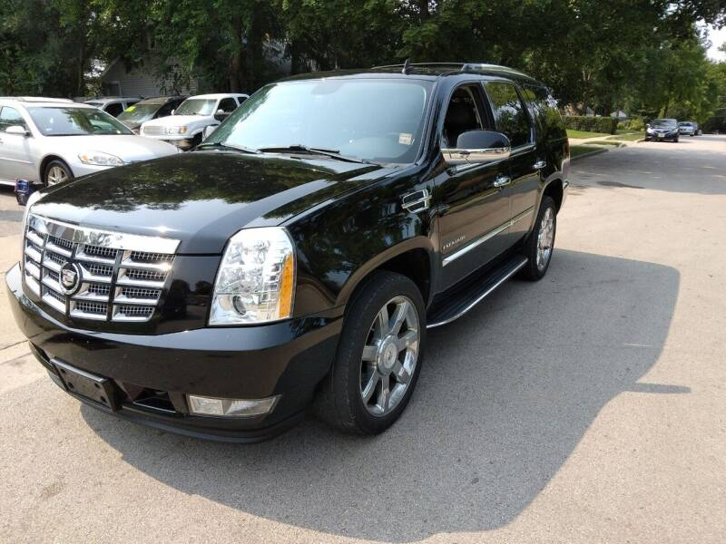 2010 Cadillac Escalade for sale at CPM Motors Inc in Elgin IL
