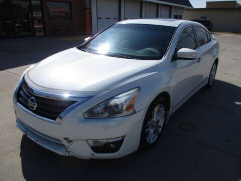 2013 Nissan Altima for sale at Eden's Auto Sales in Valley Center KS