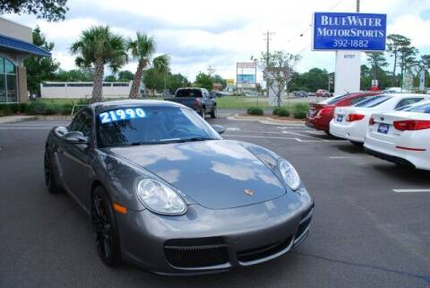 2007 Porsche Cayman for sale at BlueWater MotorSports in Wilmington NC