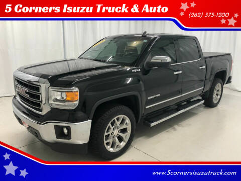 2015 GMC Sierra 1500 for sale at 5 Corners Isuzu Truck & Auto in Cedarburg WI