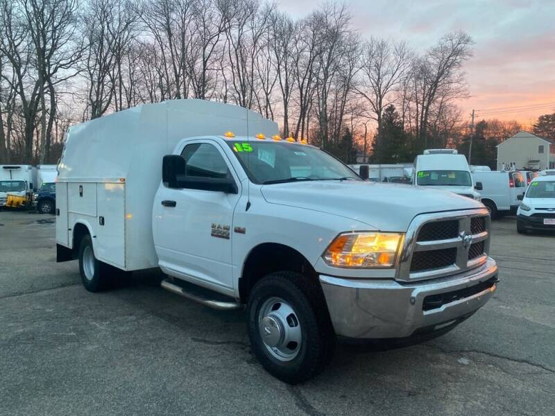 2015 RAM Ram Chassis 3500 for sale at Auto Towne in Abington MA