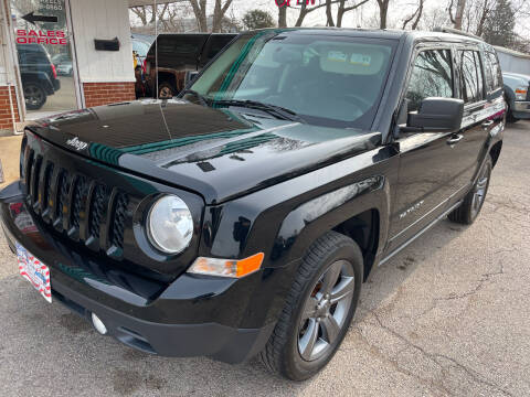 2015 Jeep Patriot for sale at New Wheels in Glendale Heights IL