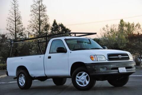2000 Toyota Tundra for sale at VSTAR in Walnut Creek CA