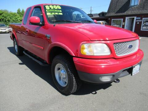1999 Ford F-150 for sale at Tonys Toys and Trucks in Santa Rosa CA