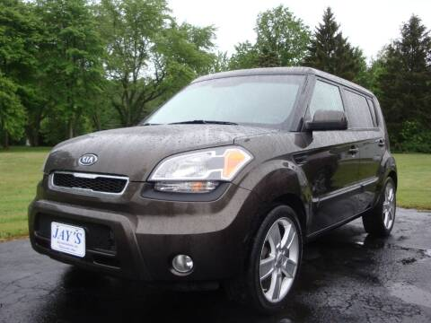 2011 Kia Soul for sale at Jay's Auto Sales Inc in Wadsworth OH