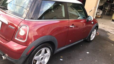 2007 MINI Cooper for sale at GET N GO USED AUTO & REPAIR LLC in Martinsburg WV