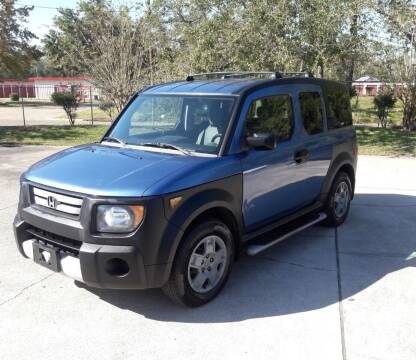 2007 Honda Element for sale at Car Shop of Mobile in Mobile AL