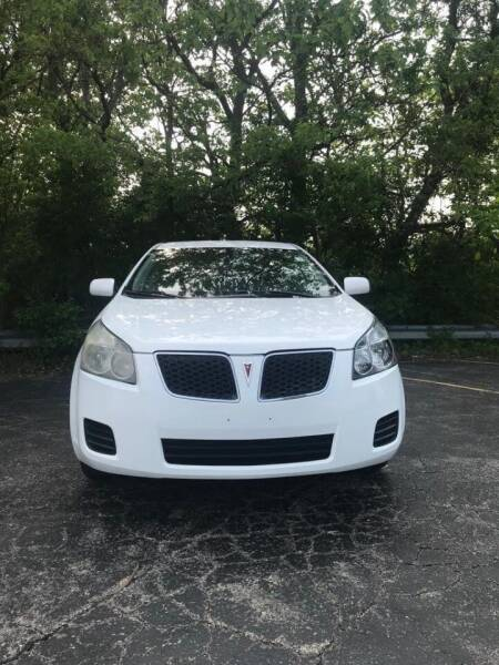 2009 Pontiac Vibe for sale at Discount Auto World in Morris IL