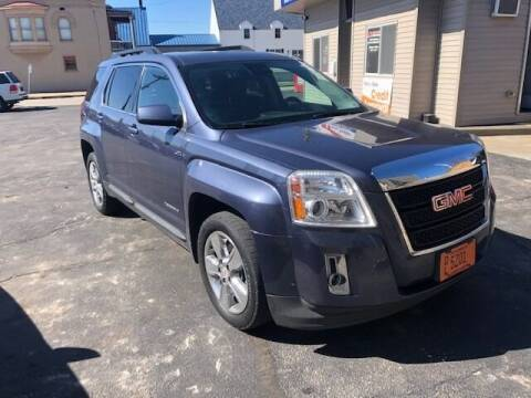 2014 GMC Terrain for sale at RT Auto Center in Quincy IL
