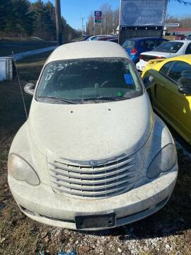2007 Chrysler PT Cruiser for sale at New Start Motors LLC - Rockville in Rockville IN