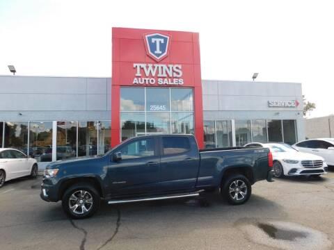 2017 Chevrolet Colorado for sale at Twins Auto Sales Inc Redford 1 in Redford MI