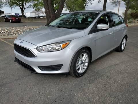 2016 Ford Focus for sale at Matador Motors in Sacramento CA