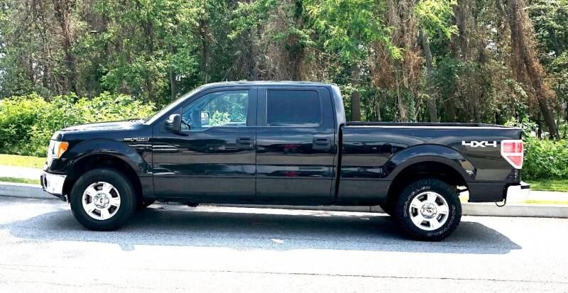 2014 Ford F-150 for sale at TruckMax in N. Laurel MD