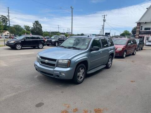 2006 Chevrolet TrailBlazer for sale at Kelly & Kelly Auto Sales in Fayetteville NC