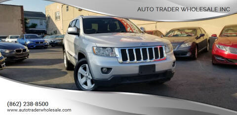 2013 Jeep Grand Cherokee for sale at Auto Trader Wholesale Inc in Saddle Brook NJ