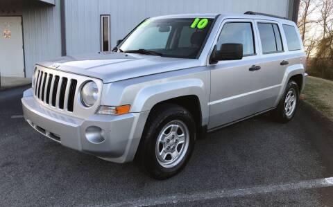 2010 Jeep Patriot for sale at Auto Liquidators in Bluff City TN