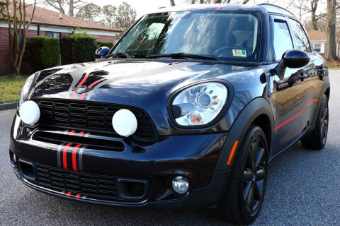 2013 MINI Countryman for sale at Prime Auto Sales LLC in Virginia Beach VA