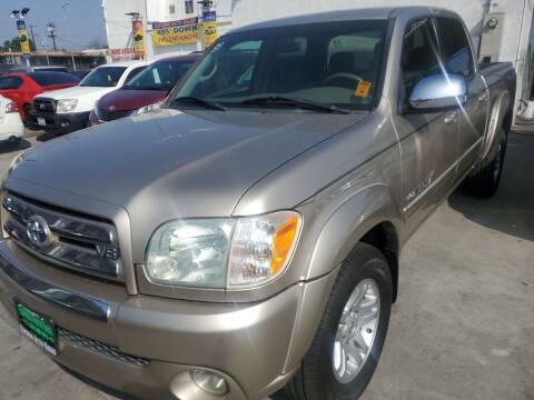 2005 Toyota Tundra for sale at Express Auto Sales in Los Angeles CA