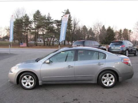 2008 Nissan Altima for sale at GEG Automotive in Gilbertsville PA