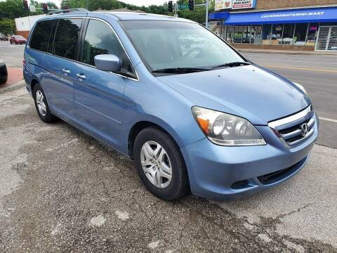2006 Honda Odyssey for sale at Street Side Auto Sales in Independence MO