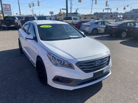 2016 Hyundai Sonata for sale at Sell Your Car Today in Fayetteville NC