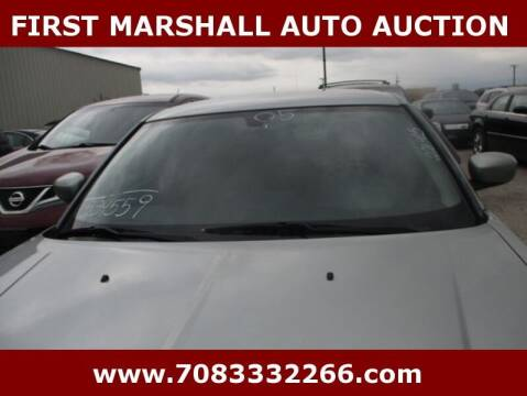 2005 Chrysler 300 for sale at First Marshall Auto Auction in Harvey IL