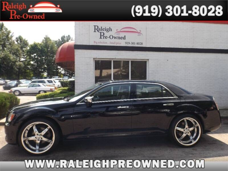 2012 Chrysler 300 for sale at Raleigh Pre-Owned in Raleigh NC
