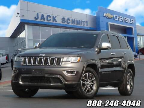 2017 Jeep Grand Cherokee for sale at Jack Schmitt Chevrolet Wood River in Wood River IL