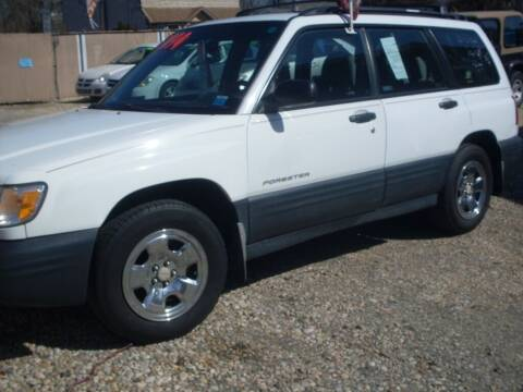 2001 Subaru Forester for sale at Flag Motors in Islip Terrace NY